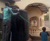 Clean water for Congo orphanage