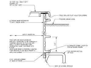 UltraRIB Riser Joint to Bobble Tanks